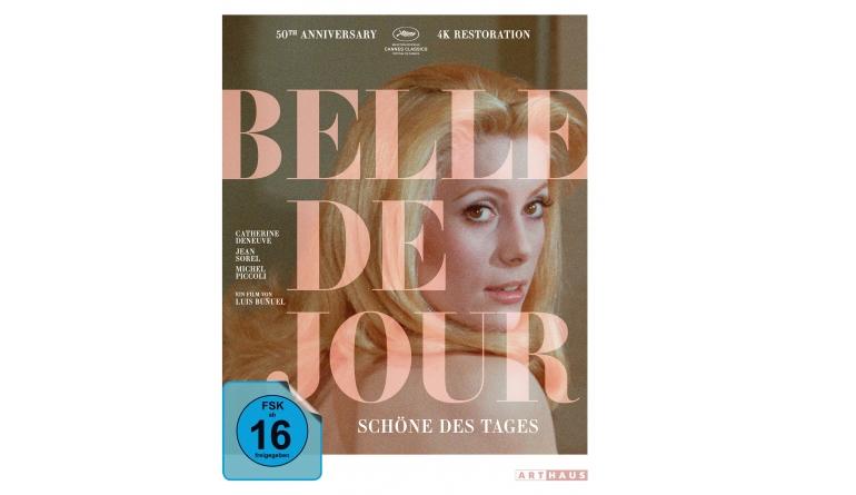 Blu-ray Film Belle de Jour – Die Schöne des Tages (Arthaus) im Test, Bild 1
