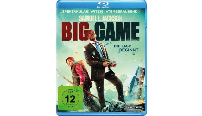 Blu-ray Film Big Game – Die Jagd beginnt! (Ascot Elite) im Test, Bild 1