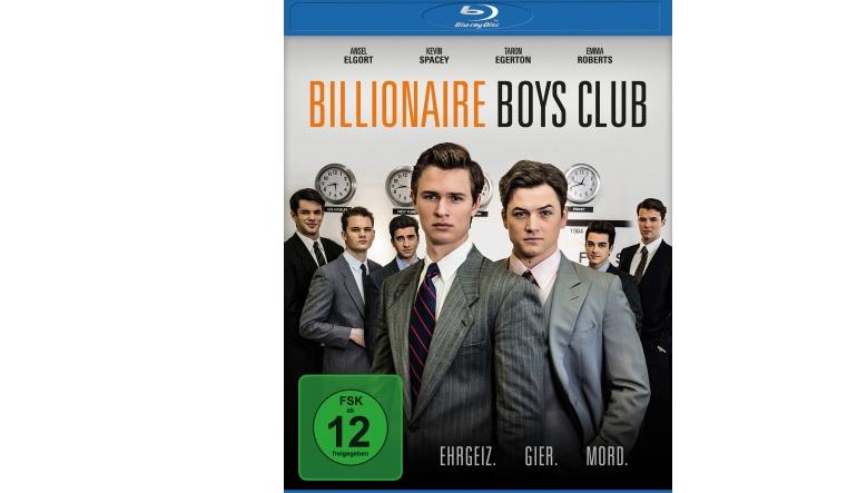 Blu-ray Film Billionaire Boys Club (Universum Film) im Test, Bild 1