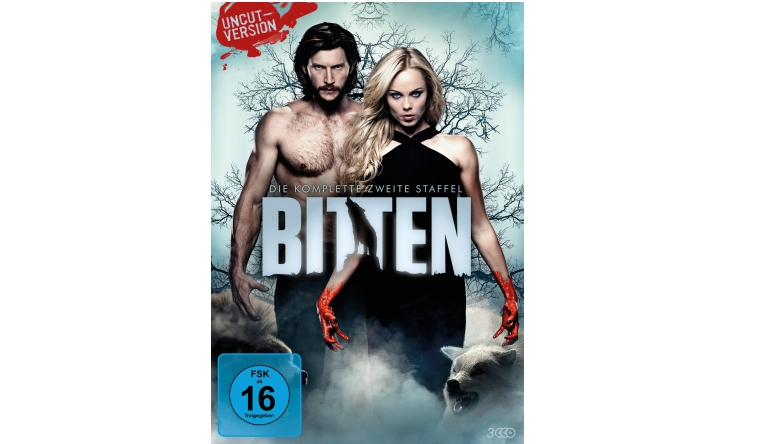 Blu-ray Film Bitten S2 (Studio Hamburg Enterp) im Test, Bild 1