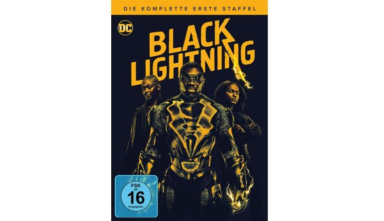 DVD Film Black Lightning S1 (Warner Bros.) im Test, Bild 1