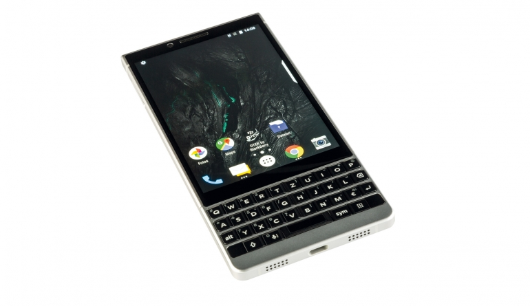Smartphones Blackberry KEY2 im Test, Bild 1