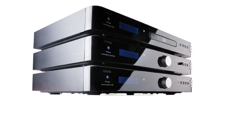 CD-Player Block C220, Block V220, Block R220 im Test , Bild 1