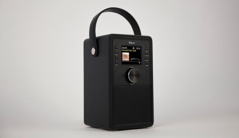 test dab radio block cr 10 sehr gut. Black Bedroom Furniture Sets. Home Design Ideas