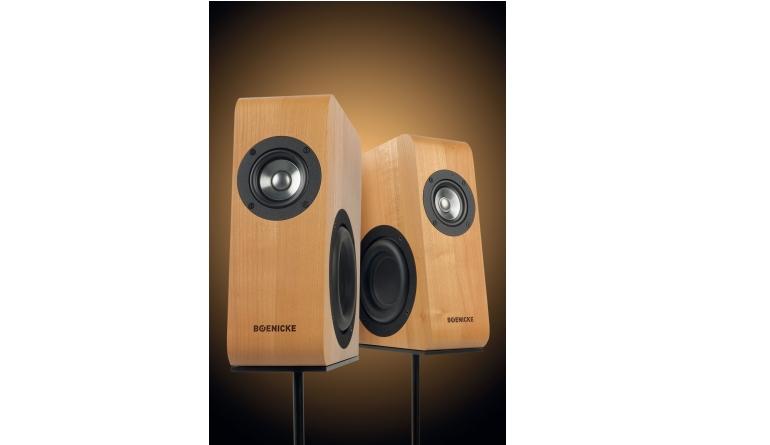 test lautsprecher stereo boenicke audio w5 seite 1. Black Bedroom Furniture Sets. Home Design Ideas