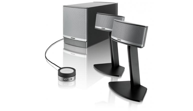 Lautsprecher Multimedia Bose Companion 5 Multimedia Speaker System im Test, Bild 1