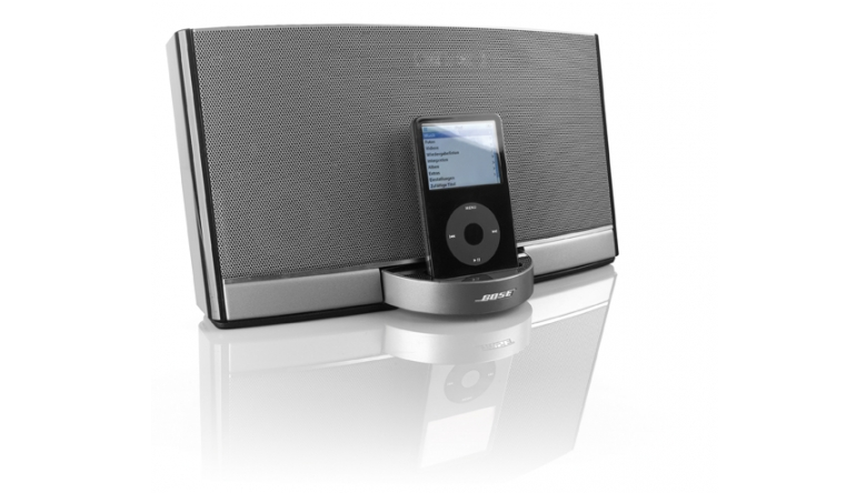 Docking Stations Bose SoundDock Portable Digital Music System im Test, Bild 1