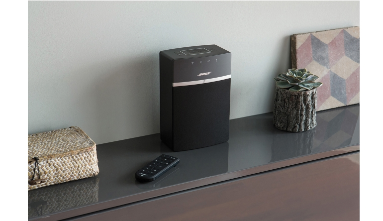 Wireless Music System Bose SoundTouch 10 im Test, Bild 1