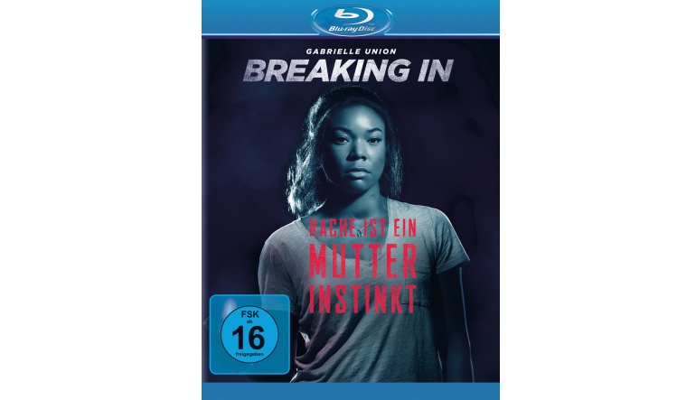 Blu-ray Film Breaking In (Universal) im Test, Bild 1