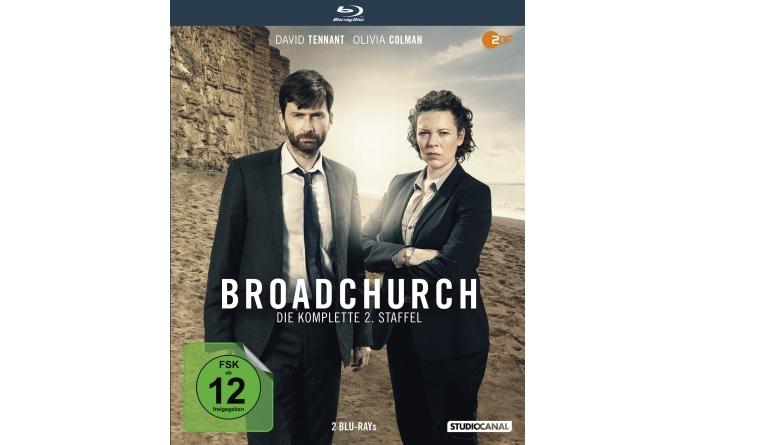 Blu-ray Film Broadchurch S2 (Studiocanal) im Test, Bild 1