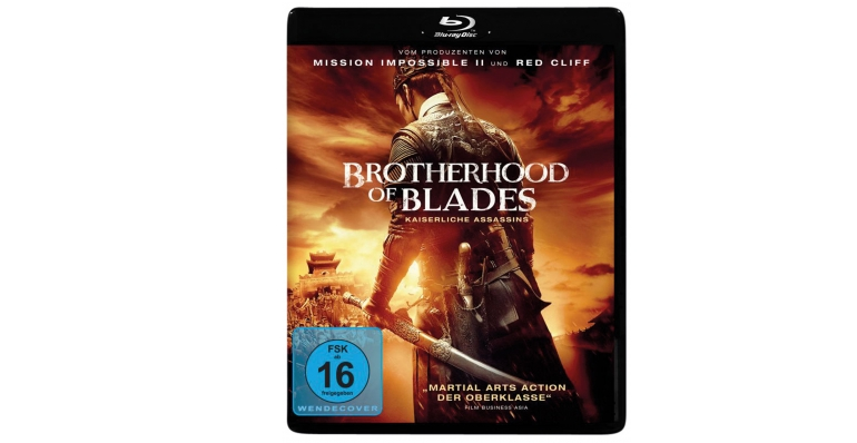 Blu-ray Film Brotherhood of Blades – Kaiserliche Assassins (Edel:Motion) im Test, Bild 1