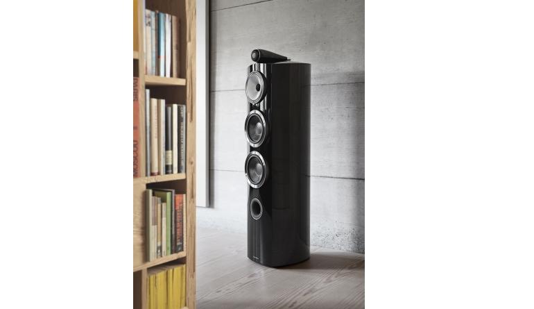 test lautsprecher stereo b w bowers wilkins 804 d3. Black Bedroom Furniture Sets. Home Design Ideas