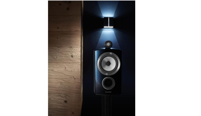 test lautsprecher stereo b w bowers wilkins 805 d3. Black Bedroom Furniture Sets. Home Design Ideas