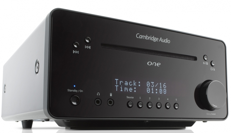 Hifi sonstiges Cambridge Audio One im Test, Bild 1