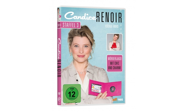Blu-ray Film Candice Renoir S3+ S4 (Edel:Motion) im Test, Bild 1