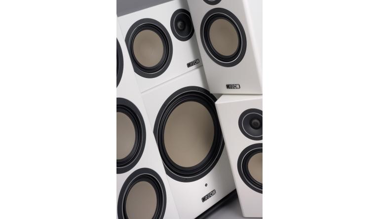Lautsprecher Surround Canton A 45 – 5.1-Set im Test, Bild 1