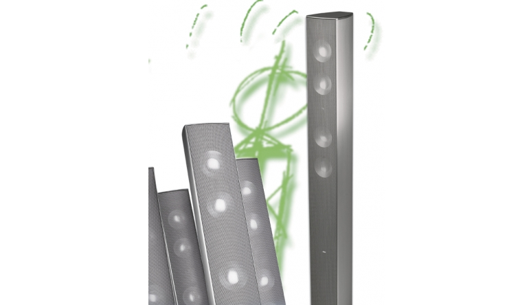 Lautsprecher Surround Canton CD-3500 wireless im Test, Bild 1