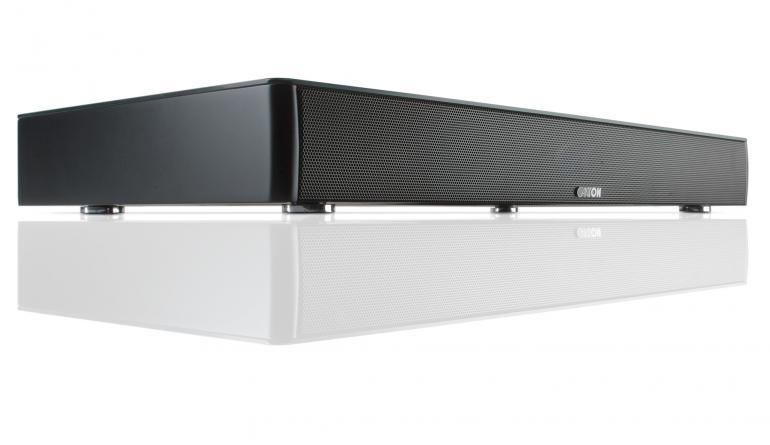 test soundbar canton dm 55 sehr gut seite 2. Black Bedroom Furniture Sets. Home Design Ideas