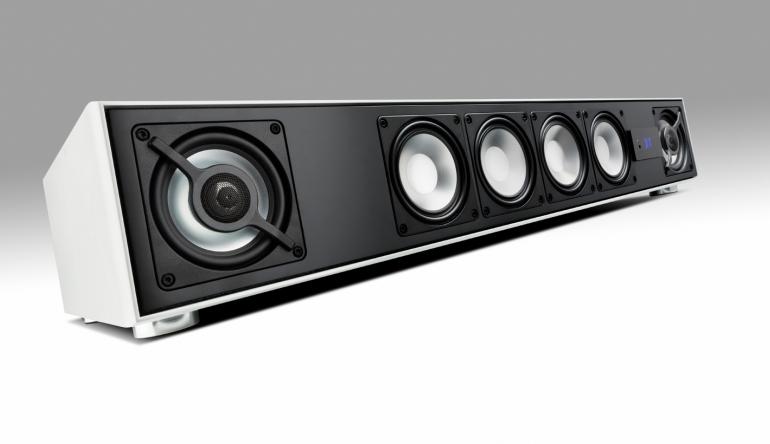 Test Soundbar - Canton DM 90.3 - sehr gut
