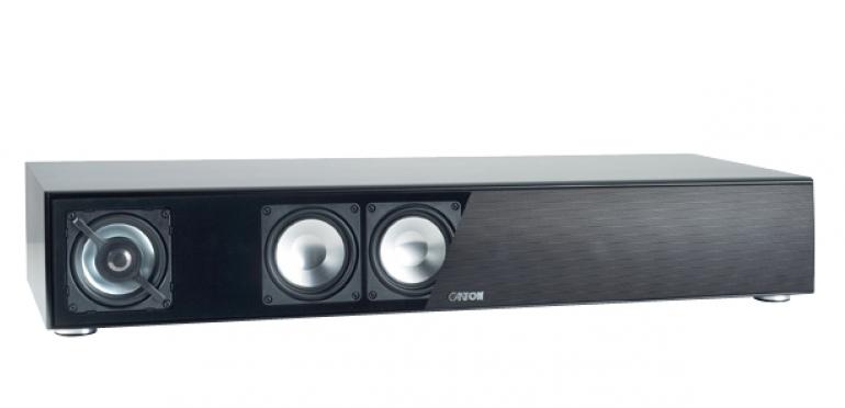 Soundbar Canton DM90 im Test, Bild 1