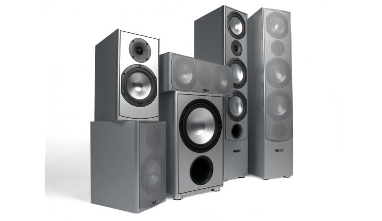 Lautsprecher Surround Canton GLE 490 - Serie im Test, Bild 1