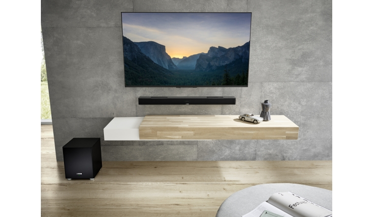 Soundbar Canton Smart Soundbar 10 im Test, Bild 1