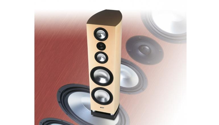 Lautsprecher Stereo Canton Vento Reference 1 DC im Test, Bild 1