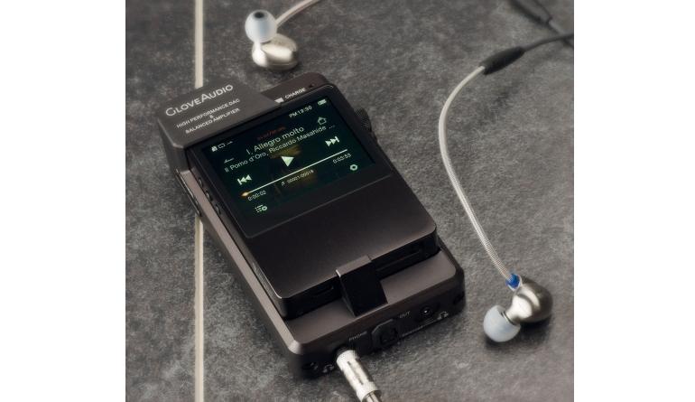 Kopfhörerverstärker CEntrance Glove Audio A1 im Test, Bild 1