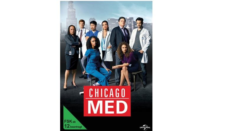 Blu-ray Film Chicago Med S1 (Universum) im Test, Bild 1