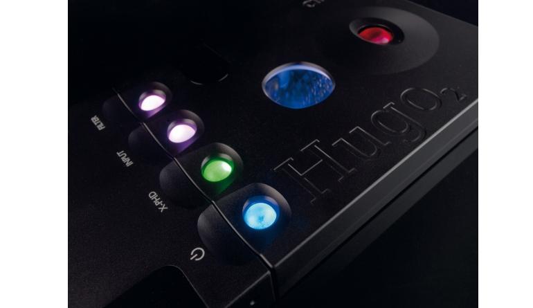 Streaming Client Chord 2go, Chord Hugo 2 im Test , Bild 1
