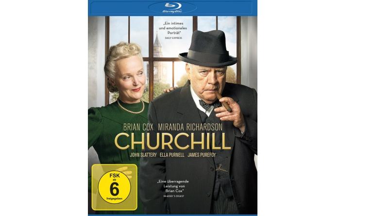 Blu-ray Film Churchill (Universum) im Test, Bild 1