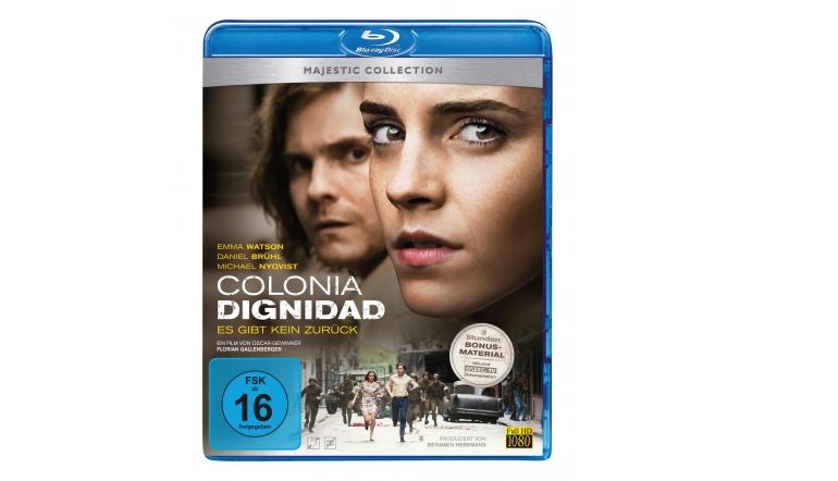Blu-ray Film Colonia Dignidad – Es gibt kein zurück (Majestic) im Test, Bild 1