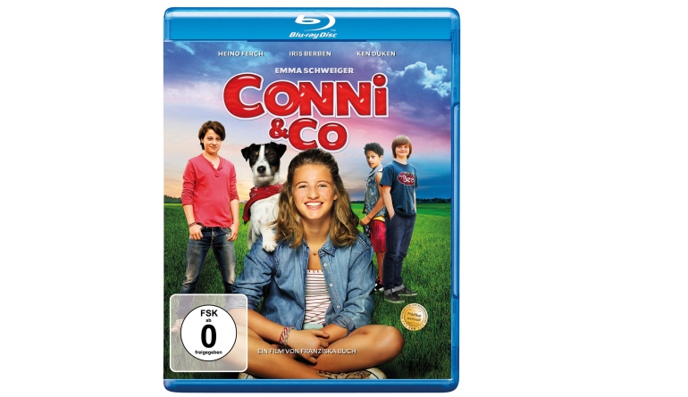 Blu-ray Film Connie & Co (Warner Bros) im Test, Bild 1
