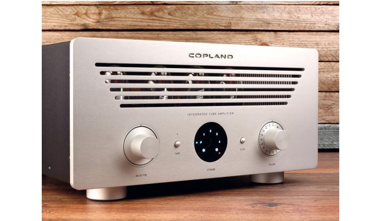 Röhrenverstärker Copland CTA 408 im Test, Bild 1