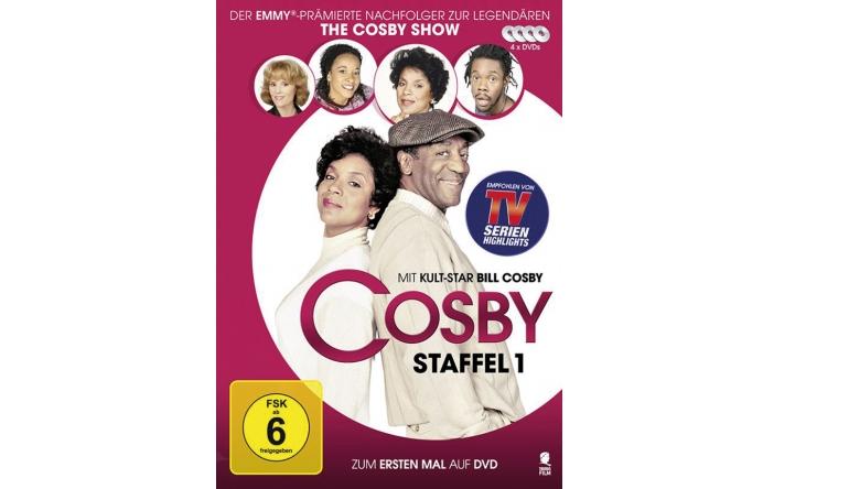 Blu-ray Film Cosby S 1 (Tiberius) im Test, Bild 1
