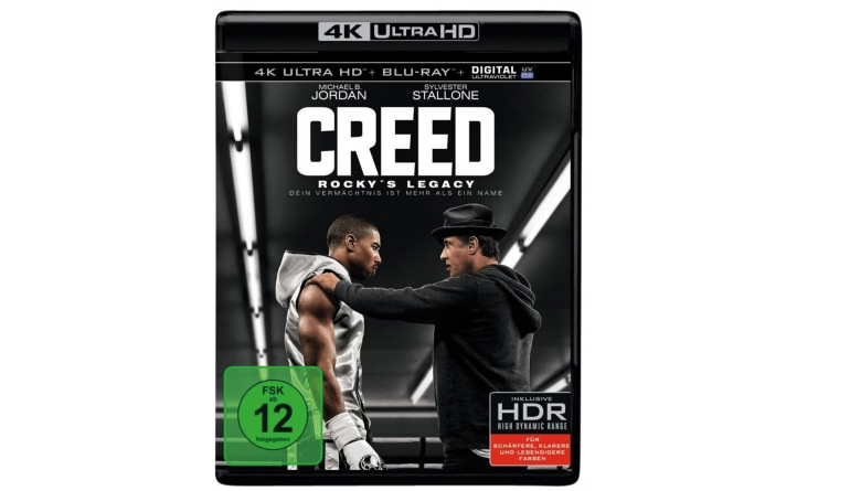 Blu-ray Film Creed – Rocky´s Legacy (4K Ultra HD) (Warner) im Test, Bild 1