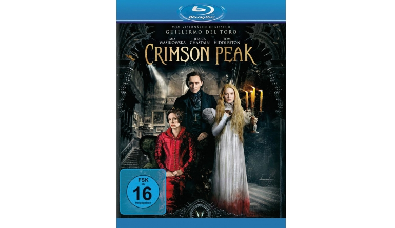Blu-ray Film Crimson Peak (Universum) im Test, Bild 1