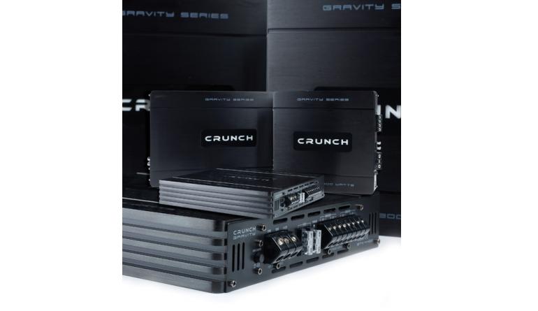 Car-HiFi Endstufe Mono Crunch GTX 1250, Crunch GTX 2400, Crunch GTX 4400 im Test , Bild 1