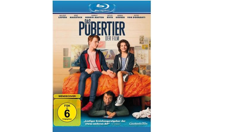 Blu-ray Film Das Pubertier (Constantin) im Test, Bild 1
