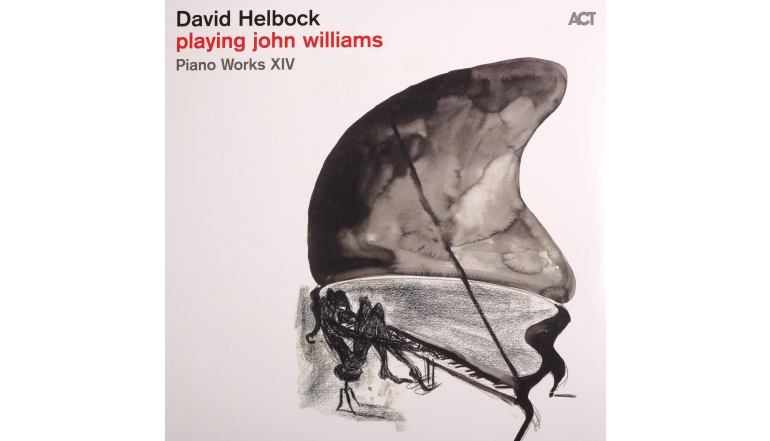 Schallplatte David Helbock – Playing John Williams – Piano Works XIV (ACT) im Test, Bild 1