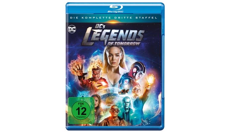 Blu-ray Film DC's Legends of Tomorrow S3 (Warner Bros.) im Test, Bild 1