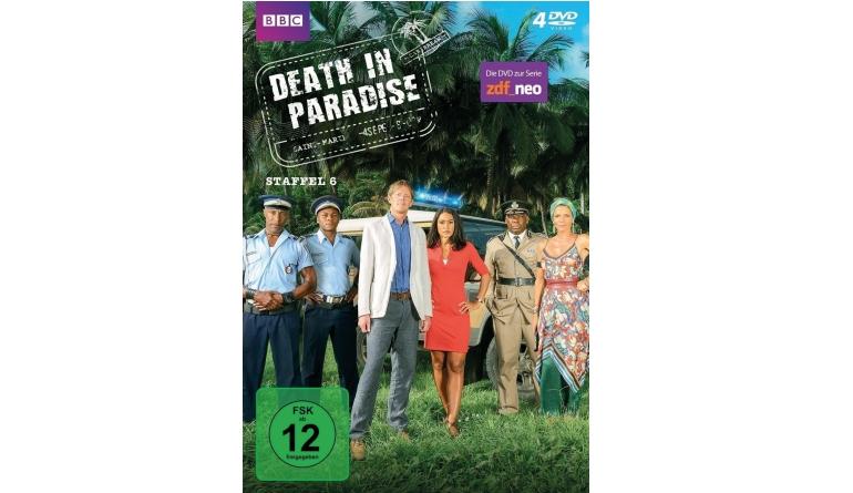 Blu-ray Film Death in Paradise S 6 (Edel:motion) im Test, Bild 1