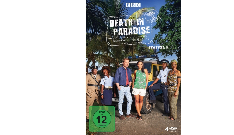 Blu-ray Film Death in Paradise S8 (Edel Motion) im Test, Bild 1