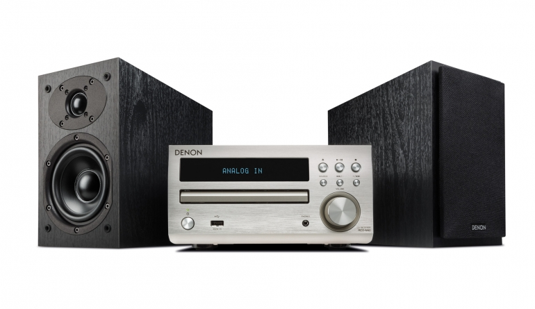 test minianlagen denon d m40dab sehr gut seite 1. Black Bedroom Furniture Sets. Home Design Ideas
