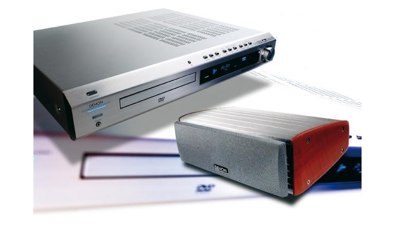 DVD-Anlagen Denon DHT-500SD im Test, Bild 1