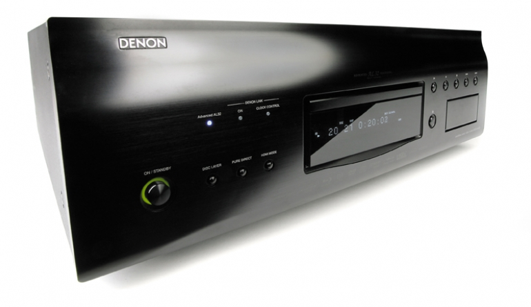 Blu-ray-Player Denon DVD-A1UD im Test, Bild 1