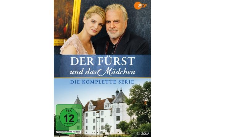 Blu-ray Film Der Fürst und das Mädchen – Die komplette Serie (Studio Hamburg Enterprises) im Test, Bild 1