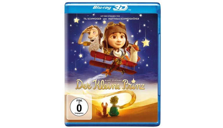 Blu-ray Film Der kleine Prinz (Warner Bros.) im Test, Bild 1