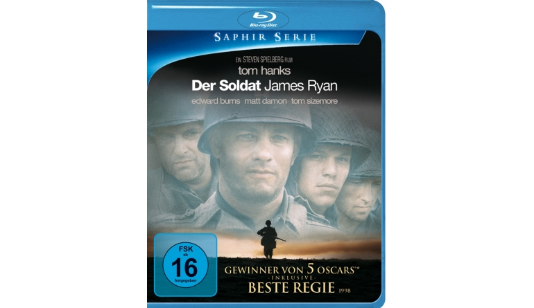 Blu-ray Film Der Soldat James Ryan (Paramount) im Test, Bild 1
