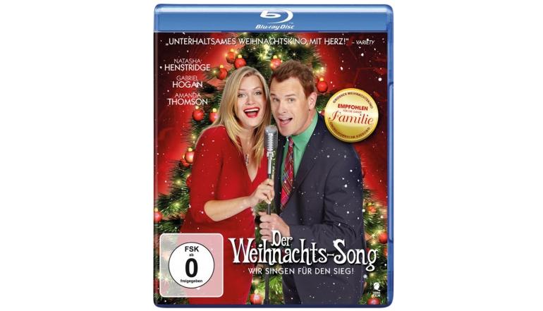Blu-ray Film Der Weihnachts-Song – Wir singen für den Sieg (Tiberius) im Test, Bild 1
